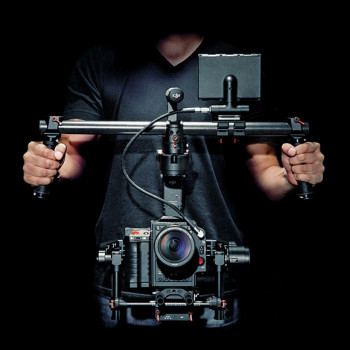 3-Axis Brushless Gimbal Stabilizer